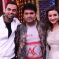 Abhay Deol and Patralekha in Family Time With Kapil Sharma 4