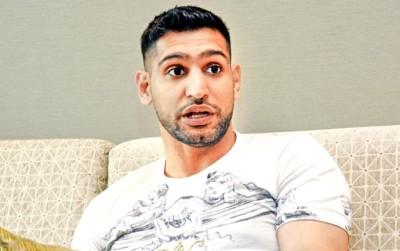 Amir boxer
