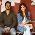 Irrfan Khan and Saba Qamar in Hindi Medium