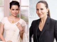 Kangana Ranaut and Ayesha Shroff's