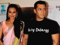 Salman Khan Sonakshi Sinha Bollyworm