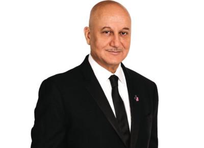 Anupam Kher on