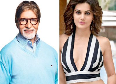 EXCLUSIVE Amitabh Bachchan and Taapsee Pannu