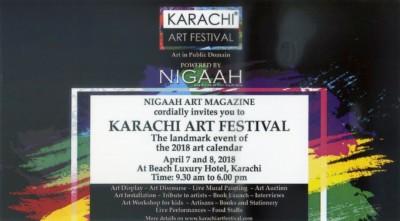 Karachi Art Festival