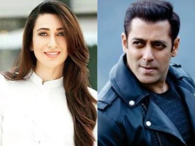 Karisma Kapoor Salman Khan