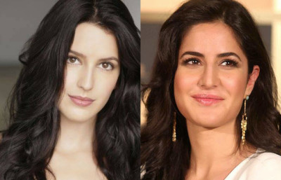 Katrina with Sis