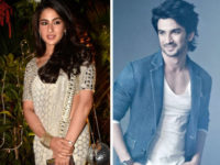 Kedarnath Sara Ali Khan and Sushant Singh Rajput