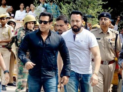 Salman Khan ax