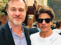 Shah Rukh Khan Christopher Nolan