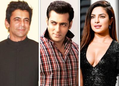 Sunil Grover bags Salman Khan Priyanka Chopra
