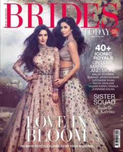 WOW Katrina Kaif channels her inner BRIDE with sister Isabelle 1