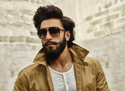 WOW Ranveer Singh ge