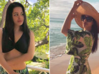 Sanjay Dutt's Daughter Trishala vacation in Barbados will give you travel goals