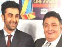 Rishi Kapoor watched Sanju trailer, said 'I thought it was Sanjay Dutt'