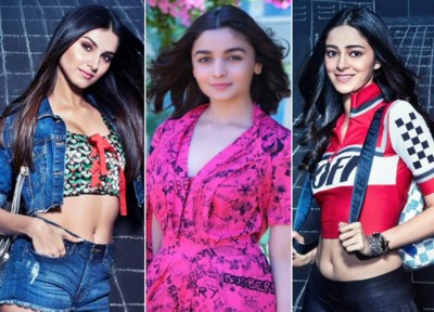 Alia Bhatt thinks about Student of the Year 2