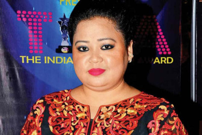 Bharti Singh a