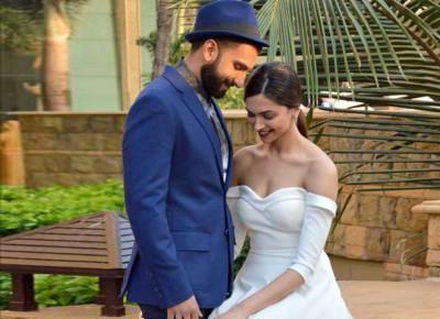 Deepika Padukone confesses Ranveer Singh