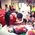 Here's how Rajinikanth celebrated the birthday of his grandson
