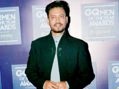 Irrfan Khan z