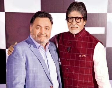 Kapoor and Bachchan