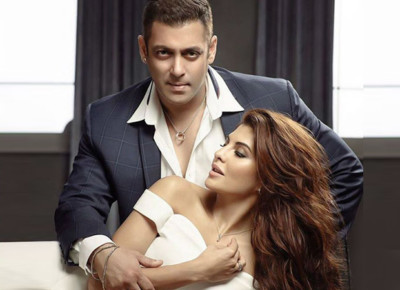 Race 3 stars Salman Khan and Jacquelin