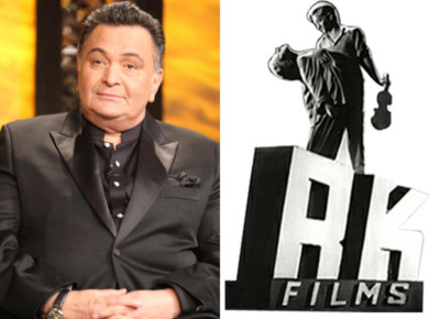 Rishi Kapoor and the entire famil