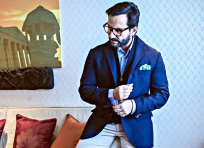 Saif Ali Khan plays