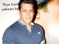 Salman Khan: I Was Scared To Show My Original Personality Through TV