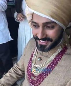 Sonam Kapoor – Anand Ahuja wedding LIVE updates Groom's