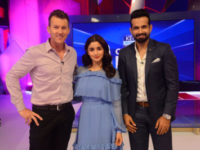 When Alia Bhatt met Bret Lee and Irfan Pathan during IPL 2