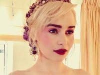 Khaleesi aka Emilia Clarke wants Game of Thrones themed tattoo and here's what she has on her mind