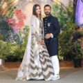 sonam anand reception a