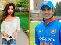 SRK's Daughter Suhana Has a Huge Crush on KKR player Shubham Gill