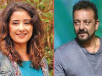 Sanju star Manisha Koirala says that she had a crush on Sanjay Dutt