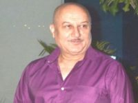 Anupam Kher Wraps Up Shooting For Mrs Wilson