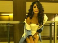 Hina Khan Looks Stunning In A Corset Playsuit For Her Latest Photoshoot