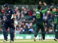Pakistan crush Scotland, win series 2-0