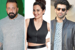 Sanjay Dutt kicks off SHOOT for Kalank with Sonakshi Sinha and Aditya Roy Kapur