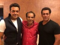 Bobby Deol reveals why there is a strong bonding between Salman Khan and Dharmendra