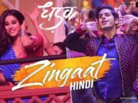 'Zingaat' from 'Dhadak' fails to match original song!
