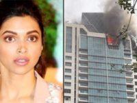 Fire breaks out at Deepika Padukone's Mumbai Apartment