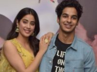 Ishaan Khatter saves Janhvi Kapoor from persistent fan during Dhadak promotions