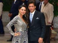Ambani Party For Akash And Shloka: Shah Rukh Khan, Gauri, Alia Bhatt, Ranbir Kapoor