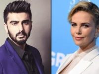 Arjun Kapoor Posted A Photo And Said That He Is In Love With Hollywood Actress Charlize Theron