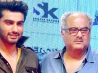 Arjun Kapoor hopes to give Dad Boney Kapoor his career's biggest hit movie