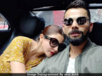 Anushka and Virat set the internet on fire with their latest photo from England