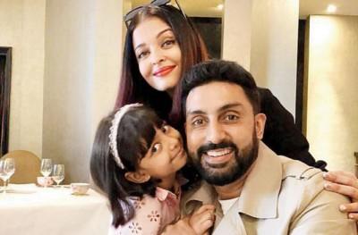 Time To Chill! Abhishek Bachchan And Wife Aishwarya Rai Bachchan Holiday In London