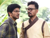 Irrfan Khan watches his next, Karwaan in London