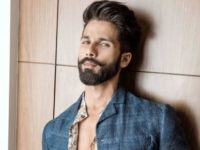 Shahid Kapoor not too pleased to be clicked by paps?