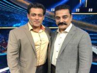 Kamal Haasan Happy To Shoot With 'Bhai' Salman Khan